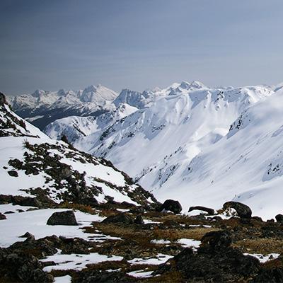 Altitudes élevées