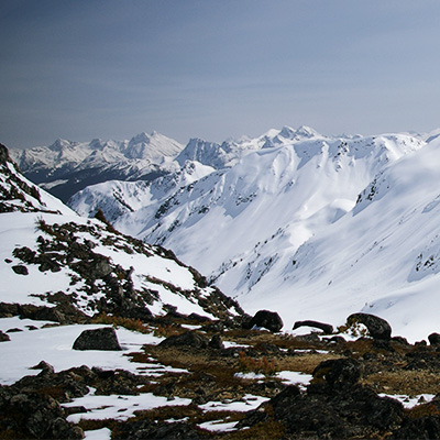 Grandes altitudes